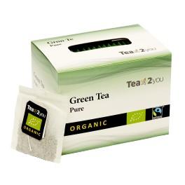 Tea2You Grøn te